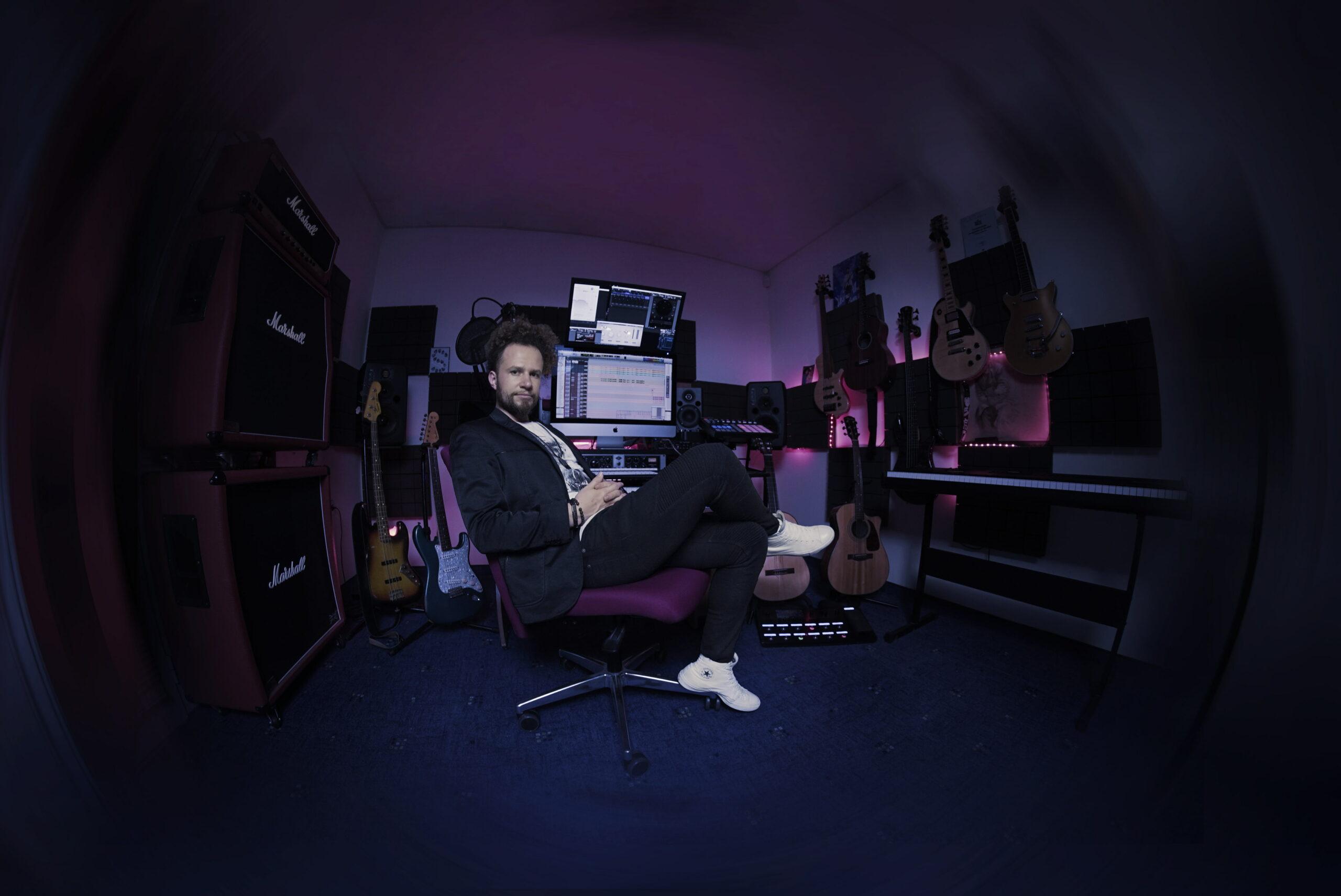 Звукозаписно студио в София - Creative Labs Studios
